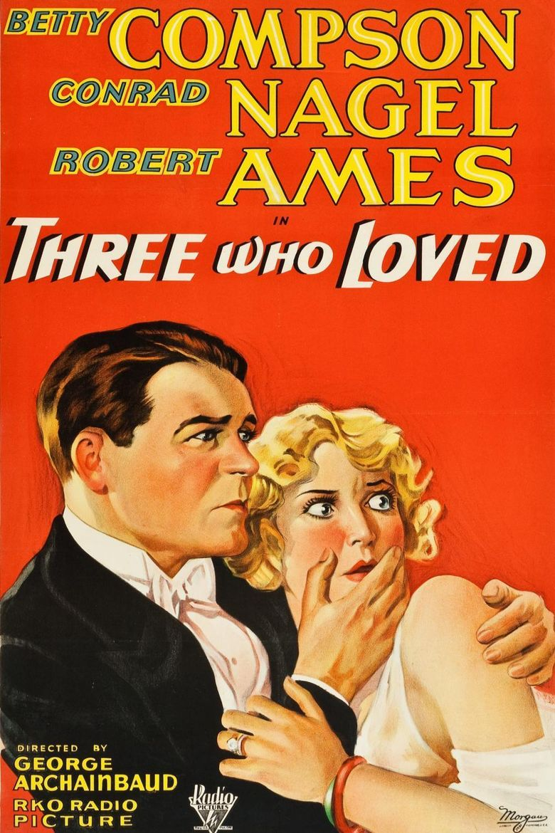 Three Who Loved Poster