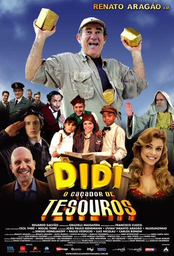Didi, O Caçador de Tesouros Poster