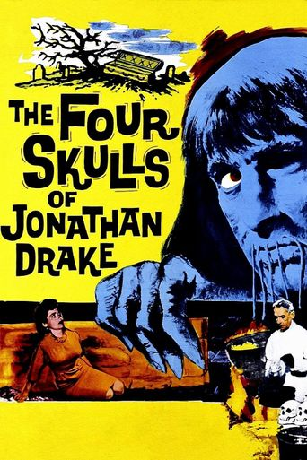 Watch The Four Skulls of Jonathan Drake