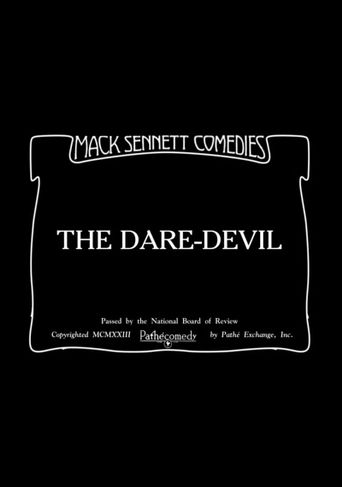 The Dare-Devil Poster