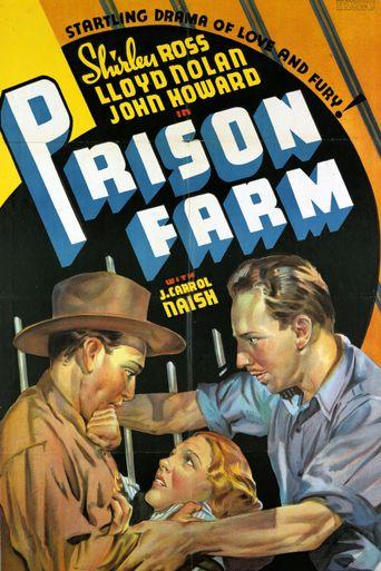Prison Farm Poster