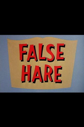 False Hare Poster