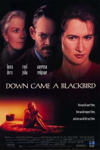 Down Came a Blackbird Poster