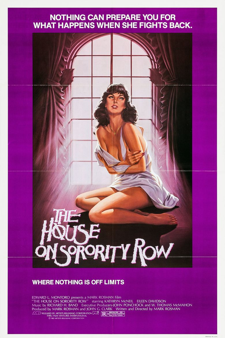 The House on Sorority Row Poster