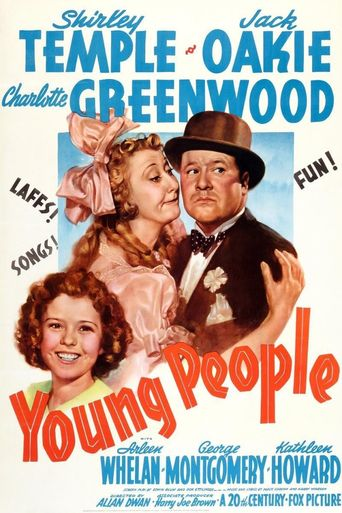 Young People Poster