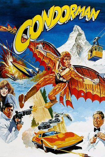 Condorman Poster
