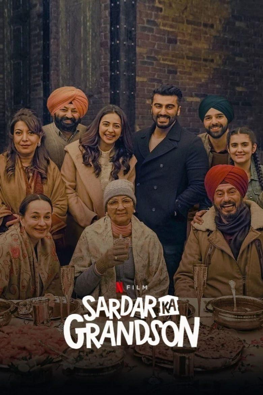 Sardar Ka Grandson Poster
