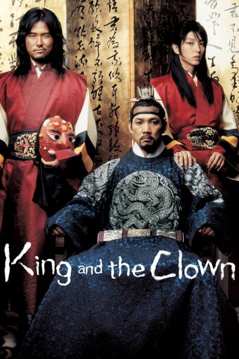 King and the Clown Poster