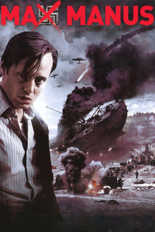 Max Manus: Man of War Poster