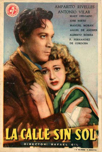 The Sunless Street Poster