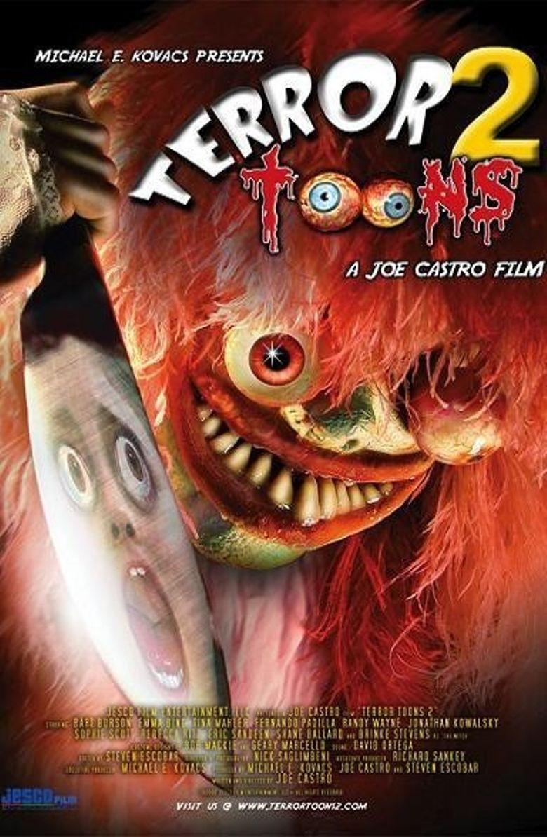 Terror Toons 2 Poster