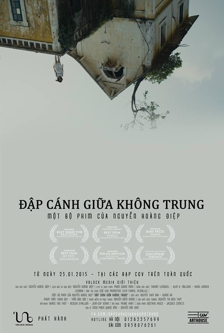 Flapping in the Middle of Nowhere Poster