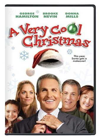 Too Cool for Christmas Poster