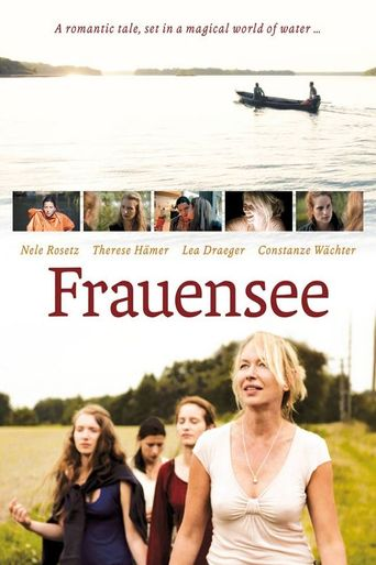 Woman's Lake Poster