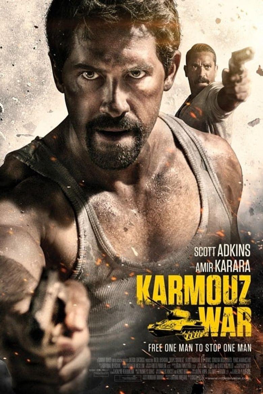 Karmooz war Poster