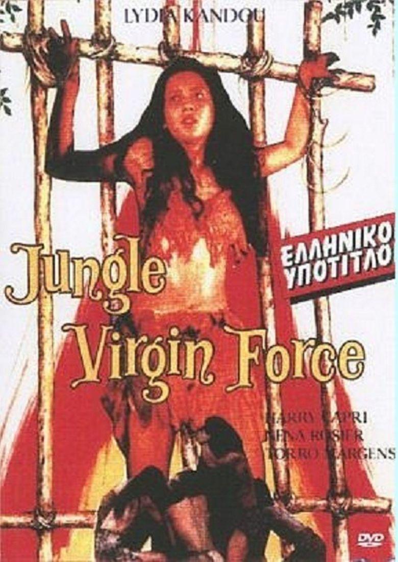 Jungle Virgin Force Poster