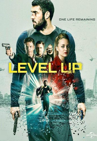 Level Up Poster