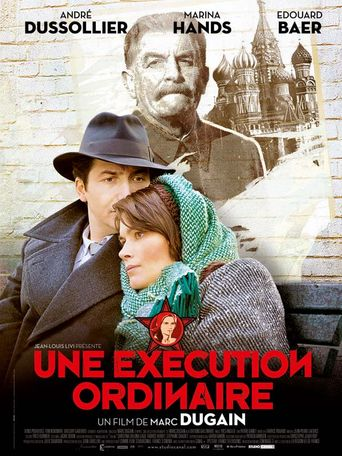 An Ordinary Execution Poster