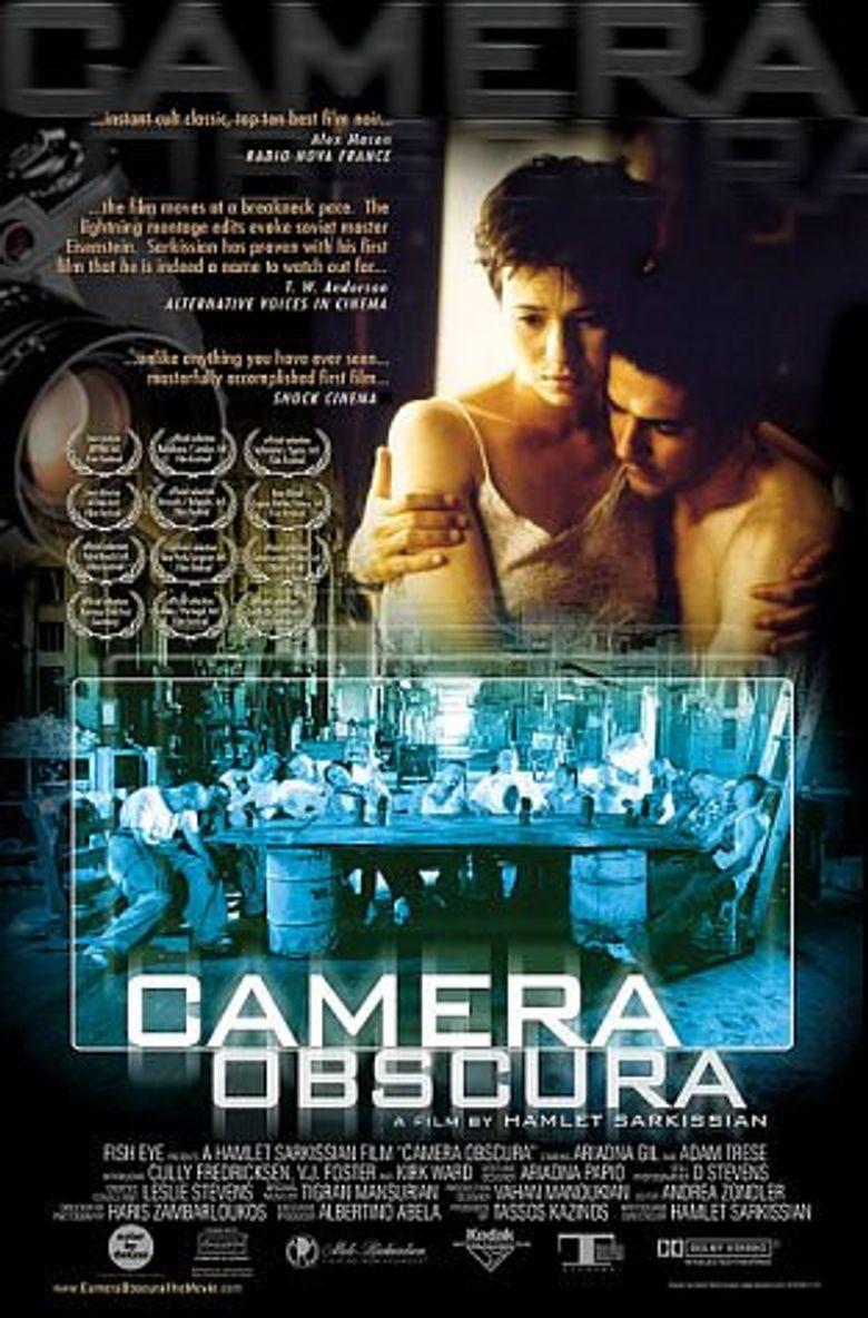 Camera Obscura Poster