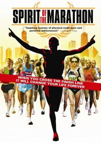 Spirit of the Marathon Poster