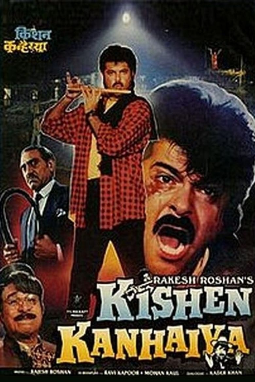 Kishen Kanhaiya Poster