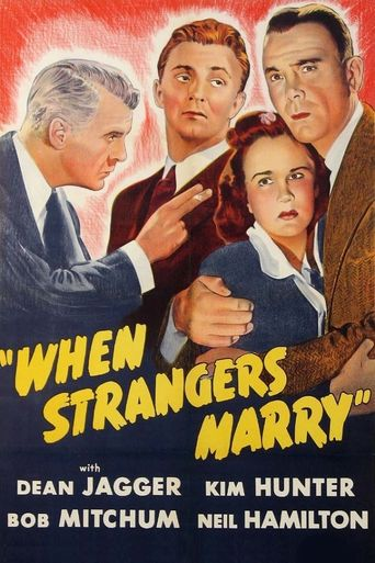 Watch When Strangers Marry