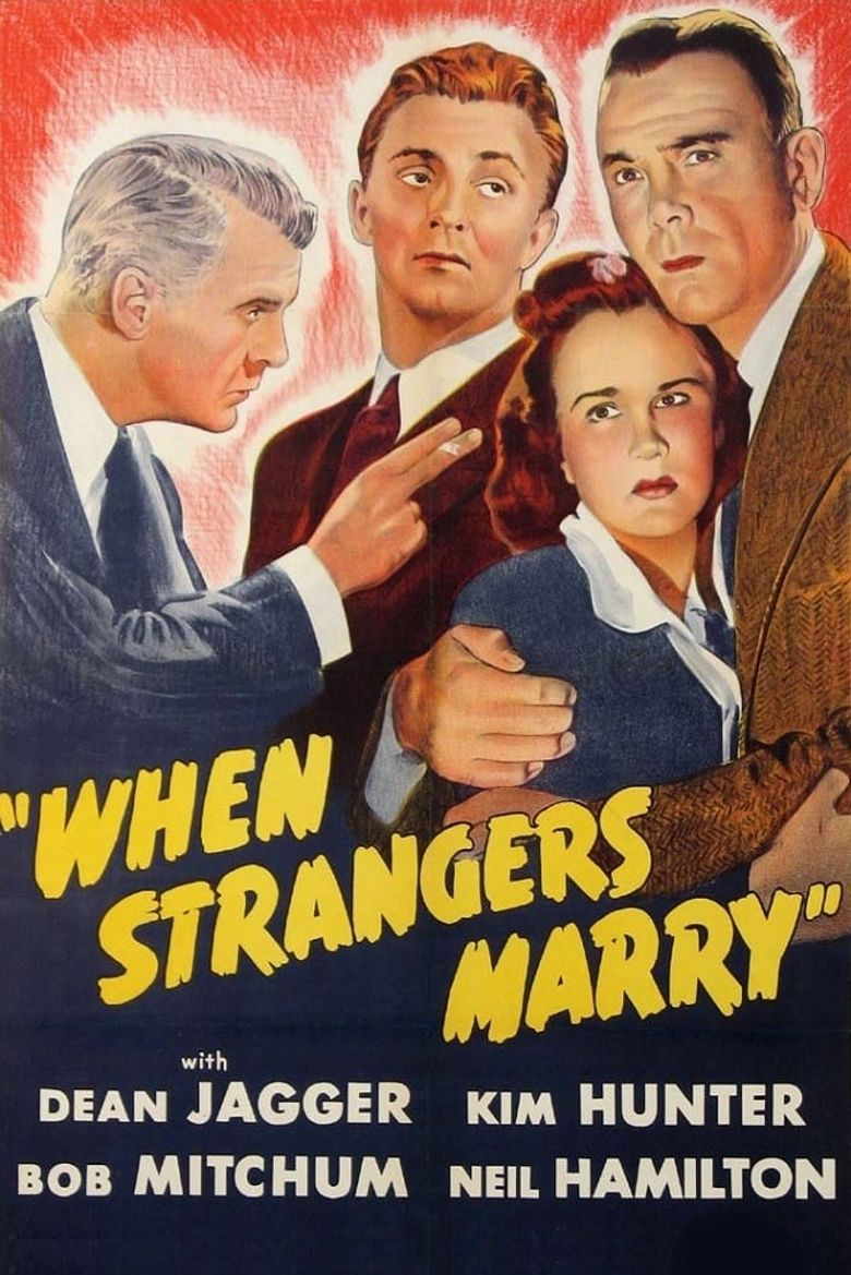 When Strangers Marry Poster
