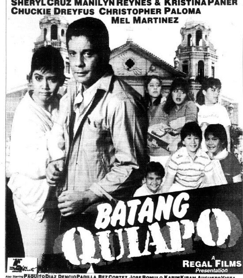 Batang Quiapo Poster