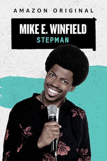 Mike E. Winfield: Stepman Poster