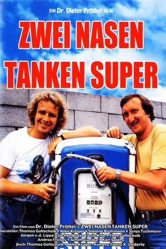 Zwei Nasen tanken Super Poster