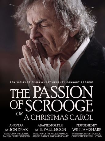 The Passion of Scrooge Poster