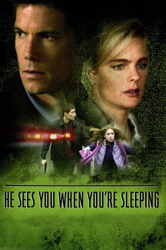 He Sees You When You're Sleeping Poster