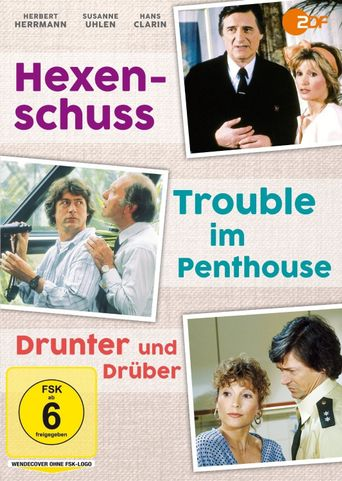 Trouble im Penthouse Poster