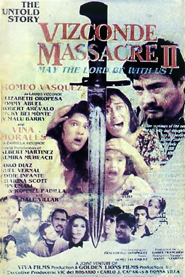 The Untold Story: Vizconde Massacre II - May the Lord Be with Us! Poster