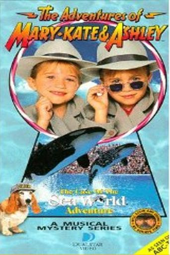 The Adventures of Mary-Kate & Ashley: The Case of the Sea World Adventure Poster