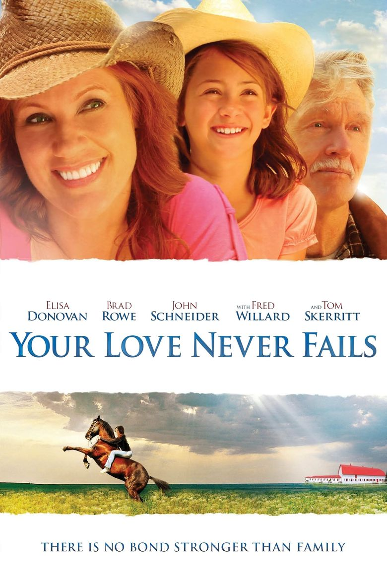 Your Love Never Fails Poster