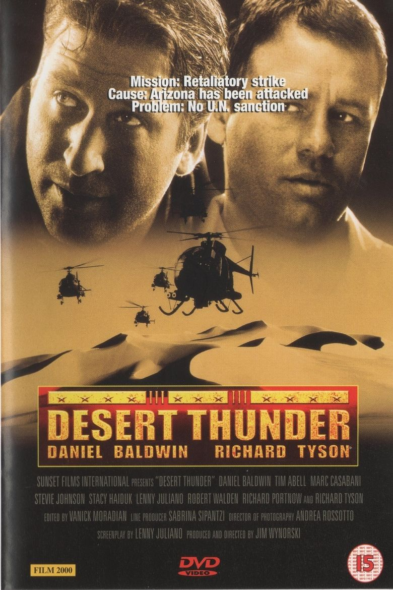 Watch Desert Thunder