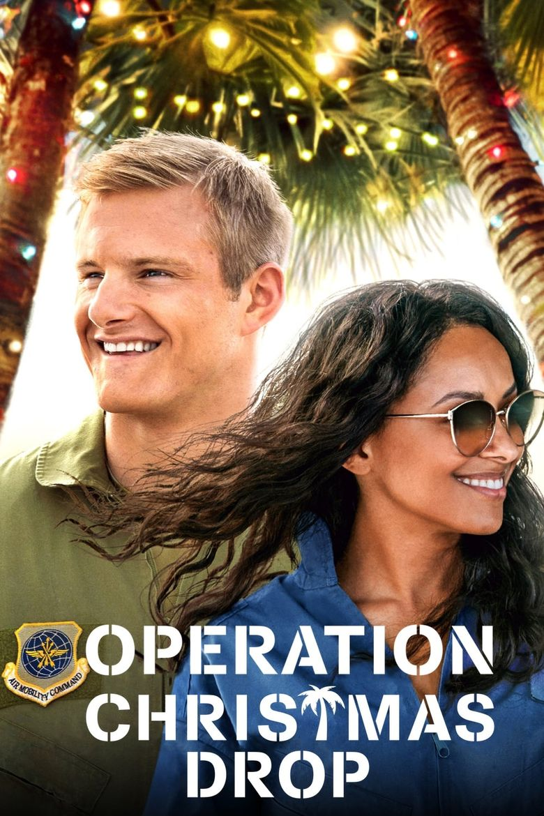 Operation Christmas Drop Poster