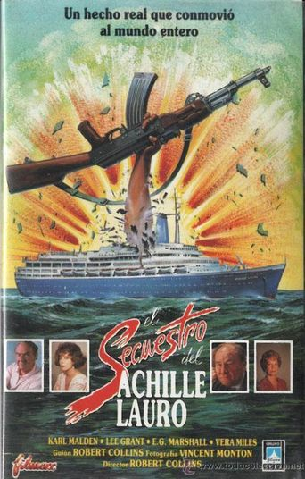 The Hijacking of the Achille Lauro Poster