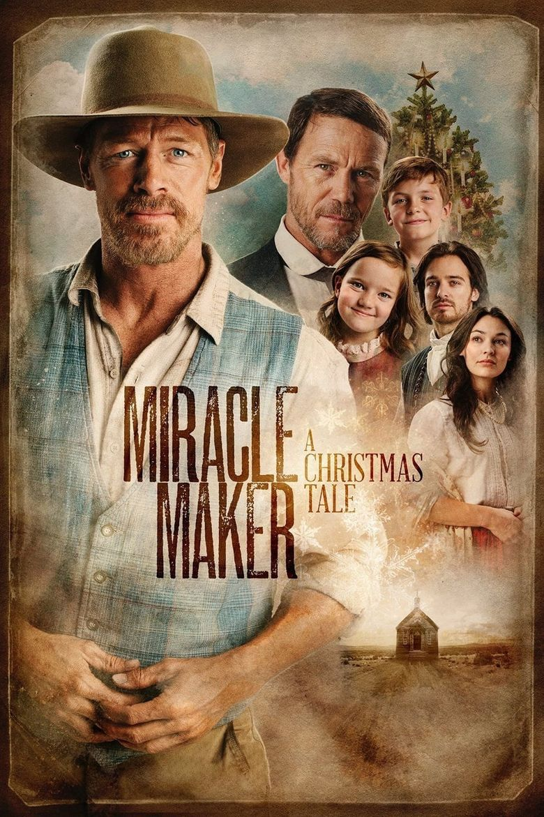 Miracle Maker - A Christmas Tale Poster