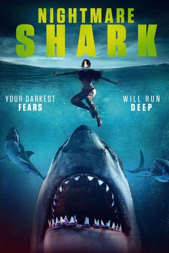 Nightmare Shark Poster