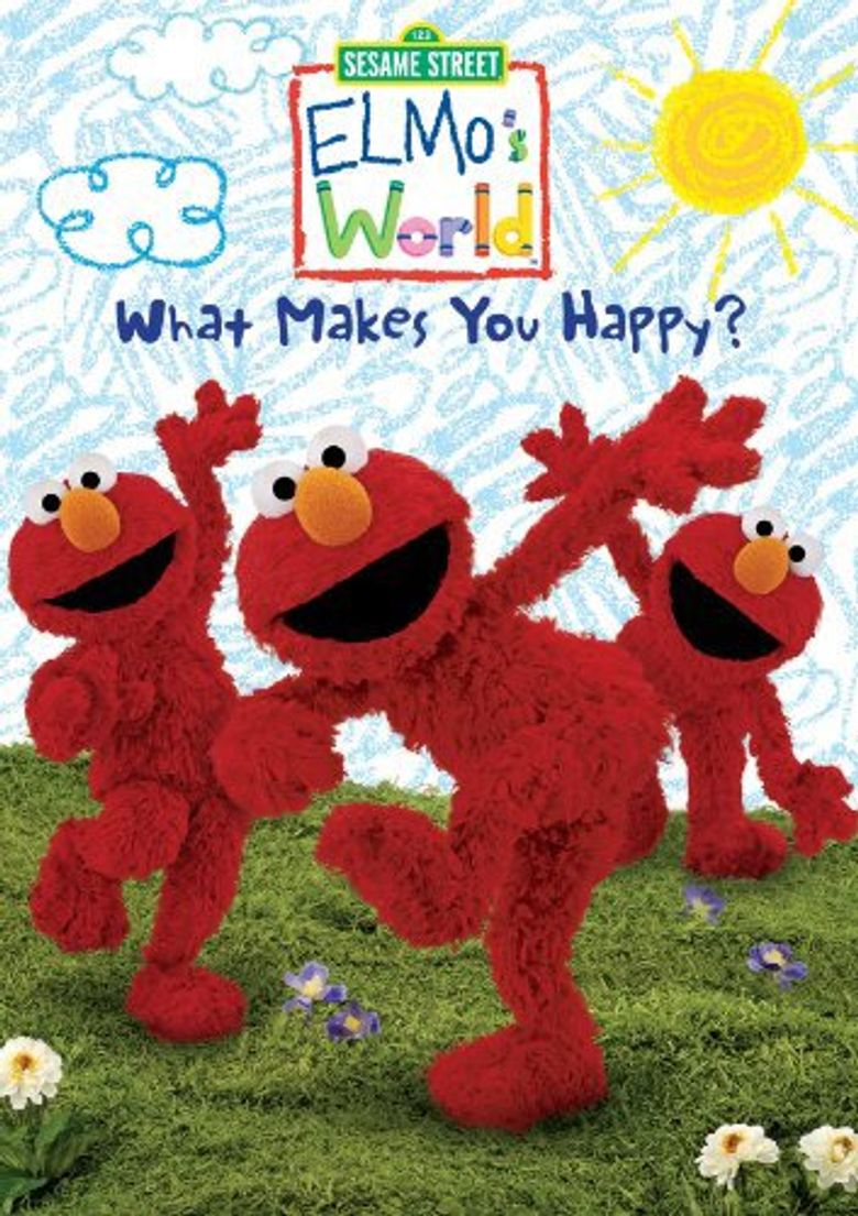 Sesame Street: Elmo's World: What Makes You Happy? Poster