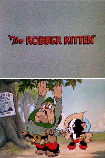 The Robber Kitten Poster