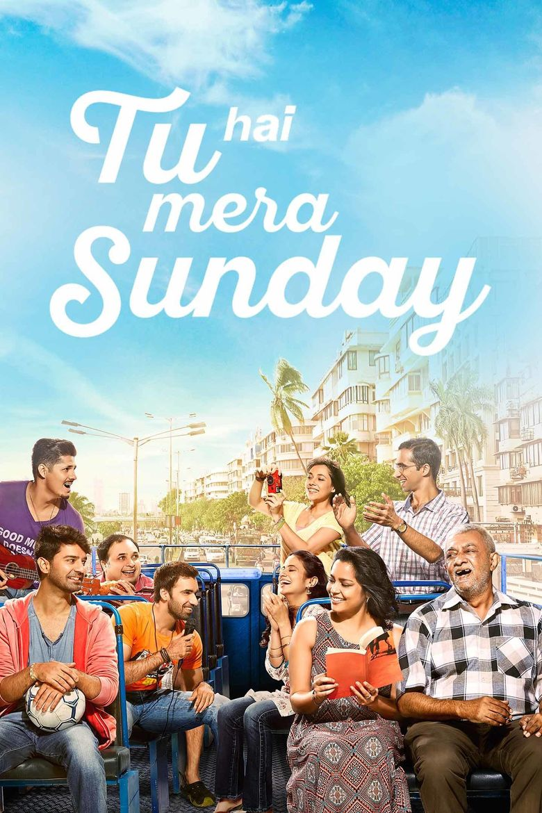 You Are My Sunday Poster