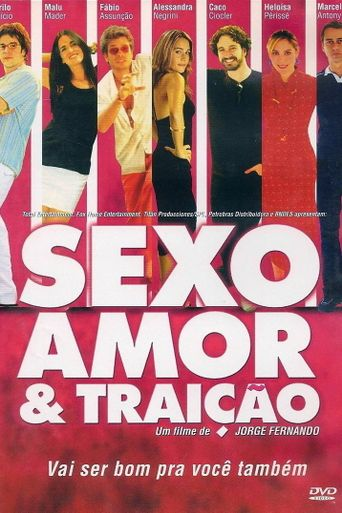 Sexo, Amor e Traição Poster