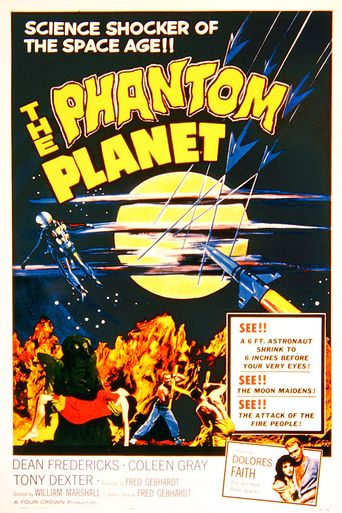 The Phantom Planet Poster
