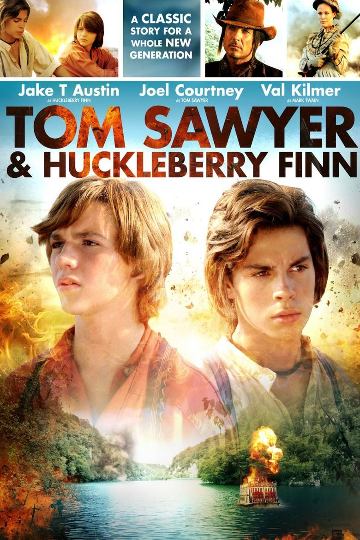 Tom Sawyer & Huckleberry Finn Poster