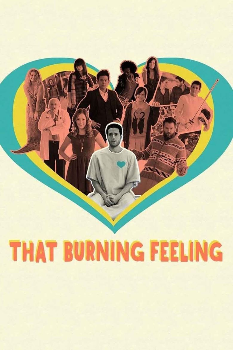 That Burning Feeling Poster