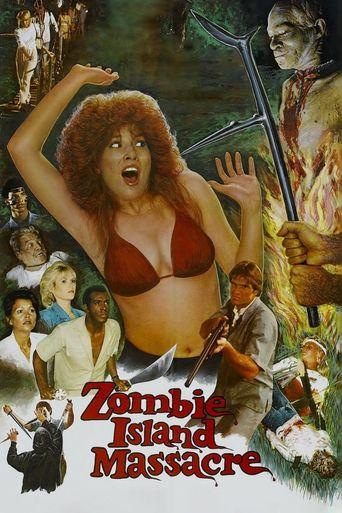 Zombie Island Massacre Poster