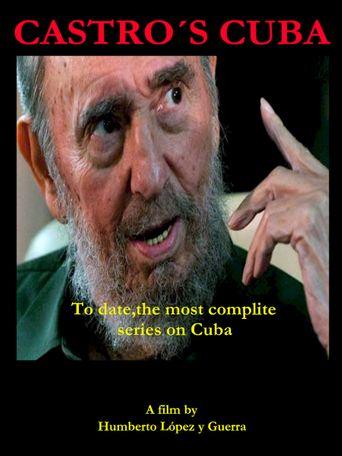 Castro's Cuba Poster